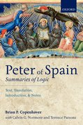 Cover for Peter of Spain: Summaries of Logic
