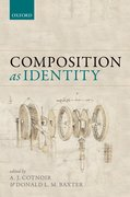Cover for Composition as Identity