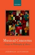 Cover for Musical Concerns