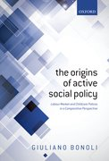 Cover for The Origins of Active Social Policy