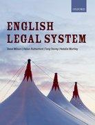 Wilson et al: English Legal System