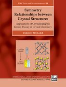 Cover for Symmetry Relationships between Crystal Structures