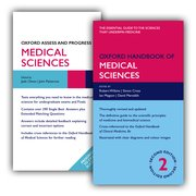 Cover for Oxford Handbook of Medical Sciences and Oxford Assess and Progress: Medical Sciences Pack