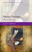 Cover for Niketas Choniates