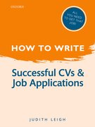 Cover for How to Write: Successful CVs and Job Applications