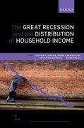 Cover for The Great Recession and the Distribution of Household Income