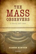 Cover for The Mass Observers