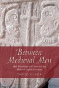 Cover for Between Medieval Men