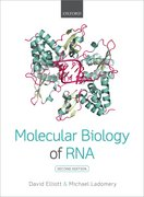 Cover for Molecular Biology of RNA