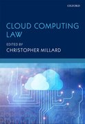Cover for Cloud Computing Law