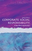 Cover for Corporate Social Responsibility: A Very Short Introduction
