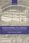 Cover for From Empire to Union