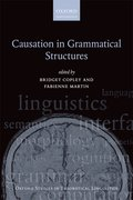 Causation in Grammatical Structures