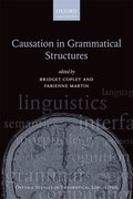 Cover for Causation in Grammatical Structures