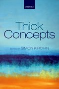 Cover for Thick Concepts