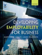 Cover for Developing Employability for Business