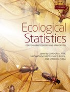 Cover for Ecological Statistics