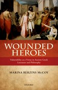 Cover for Wounded Heroes