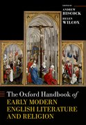 Cover for The Oxford Handbook of Early Modern English Literature and Religion