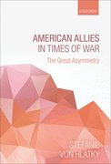 Cover for American Allies in Times of War