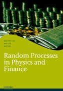 Cover for Random Processes in Physics and Finance