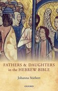Cover for Fathers and Daughters in the Hebrew Bible