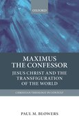 Cover for Maximus the Confessor