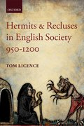 Cover for Hermits and Recluses in English Society, 950-1200