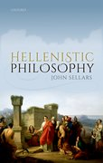 Cover for Hellenistic Philosophy - 9780199674121