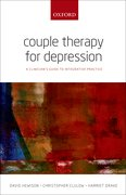 Cover for Couple Therapy for Depression