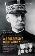 Cover for A Progressive Occupation?