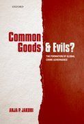 Cover for Common Goods and Evils?