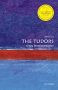 Cover for The Tudors: A Very Short Introduction