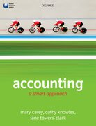 Carey, Knowles, & Towers-Clark: Accounting: A Smart Approach 2e
