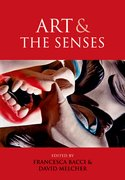 Cover for Art and the Senses