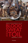 Cover for Blood, Sweat, and Toil