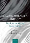Cover for Reason, Morality, and Law