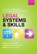 Cover for Legal Systems and Skills