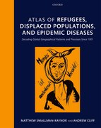 Cover for Atlas of refugees, displaced populations, and epidemic diseases