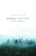 Cover for Modal Matters