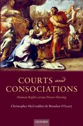 Cover for Courts and Consociations