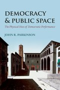 Cover for Democracy and Public Space