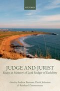 Cover for Judge and Jurist