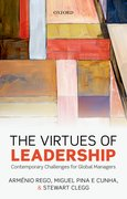 Cover for The Virtues of Leadership