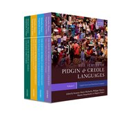 The Atlas and Survey of Pidgin and Creole Languages Super Set: Four-volume Pack