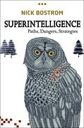 Cover for Superintelligence