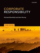 Cover for Corporate Responsibility