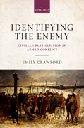 Cover for Identifying the Enemy