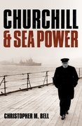 Cover for Churchill and Sea Power