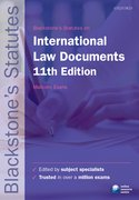 Evans: International Law Documents 11e